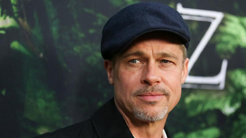 Brad Pitt Does His Own Stunts for New Film 'Ad Astra' -- See the Pic!