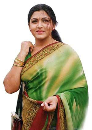 A fan once wrote a poem praising her plump beauty, and became a minor celebrity himself. Khushboo, a Muslim actress from Mumbai who drifted south via Kannada films, speaks Tamil flawlessly, and is now married to director Sundar. The Tamils built her a temple in Tiruchirapally, but razed it when she urged educated men, on a TV show, not to expect virgin brides. The 41-year-old was saying good things about the Congress, but just before this elections, jumped on to the DMK bandwagon. She is campaigning for Karunanidhi and sons and drawing huge crowds, but fans may be coming just for a glimpse of her.