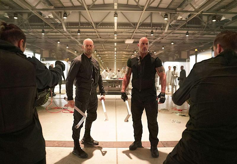 The final trailer for Hobbs & Shaw has landed with a massive thud.