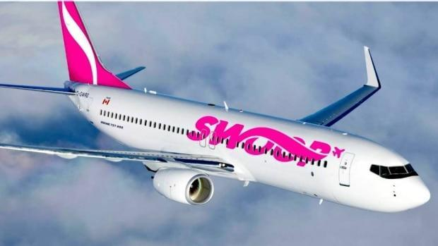 Swoop, operated by WestJet, launched in Hamilton back in 2018 with a trip from Hamilton to Abbotsford, B.C. for just $129. (Swoop - image credit)
