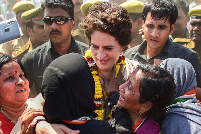 Priyanka Gandhi to Go on Roadshow in Ayodhya With Campaigns in Amethi and Raebareli on the Way
