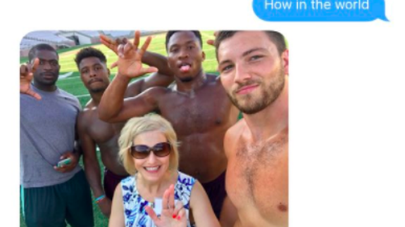 Hilarious Mom Makes Hot New Friends At Her Daughters College Orientation