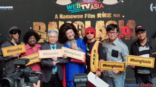 """The cast, director and producer are excited that the ban on """"Banglasia"""", which now goes by """"Banglasia 2.0"""", has been lifted."""
