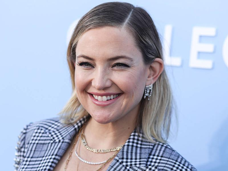 Kate Hudson wants clothing collection to be 'as conscious as possible'