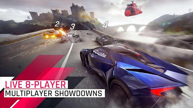 'Asphalt 9' brings improved looks and controls to the long-running series.