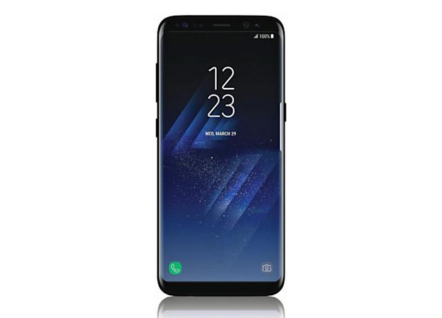 Samsung Galaxy S8 press image