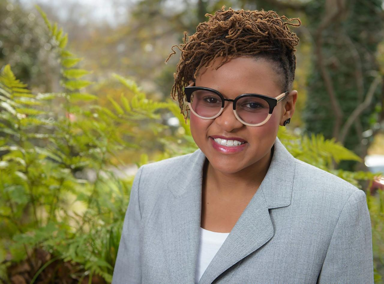 "<p>The new state rep ran for office to counter the lack of diversity in the state capitol. "" make up 54 percent of the state's population yet are only 18 percent of the elected officials,"" she says on her official website. ""The statistics involving African-American women are even worse."" As one of only four openly LGBT lawmakers in the Georgia house, Park is a champion of LGBT rights. She has co-sponsored legislation that would prevent private schools receiving state funds from discriminating against potential employees or students based on sexual orientation, and as a member of Georgia's Black Caucus, she is fighting to ensure that the LGBT community has the same opportunities for housing and employment that everyone else has because as she told <em>The Atlanta Voice,</em> ""LGBT rights are inextricably intertwined  civil and human liberties.""</p>"