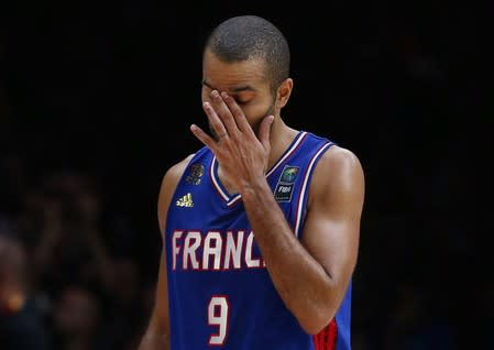 Tony Parker: Four-time National Basketball Association  champion retires aged 37