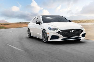 2021 Sonata N Line: Hyundai's Hot New Sedan Gets a High-Performance Look