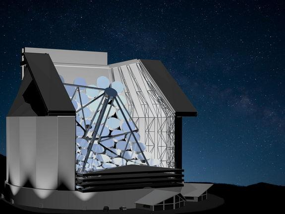 Heat-Seeking, Alien-Hunting Telescope Could Be Ready in 5 Years
