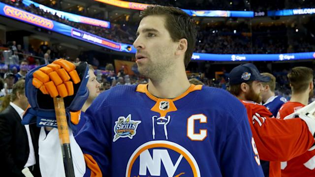 John Tavares will reportedly enter the NHL's free agent negotiating window and meet with five teams about the possibility of leaving the New York Islanders.