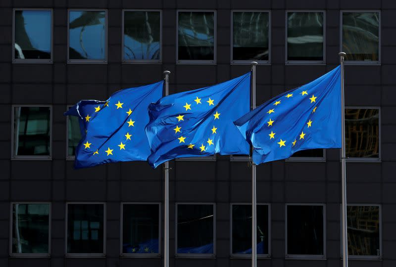 EU markets watchdog says stocks rebound out of kilter with COVID-hit economy