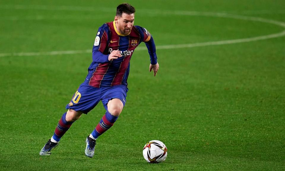 Doubts remain over Lionel Messi's future at Barcelona