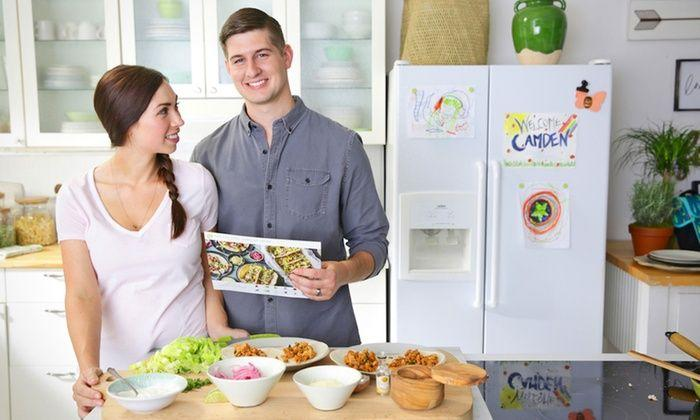 """<p>Know a couple who loves to cook, or need to plan a fun date night with your special someone? You can sign up for one or two weeks of food for up to four people. Then, you or your pal can spend a night in and prepare satisfying, healthy meals. Prices vary.<br></p><p><a class=""""body-btn-link"""" href=""""https://go.redirectingat.com?id=74968X1596630&url=https%3A%2F%2Fwww.groupon.com%2Fdeals%2Fhellofresh-national-102&sref=http%3A%2F%2Fwww.goodhousekeeping.com%2Fholidays%2Fgift-ideas%2Fg4733%2Fgift-experiences%2F"""" target=""""_blank"""">LEARN MORE</a>  </p>"""