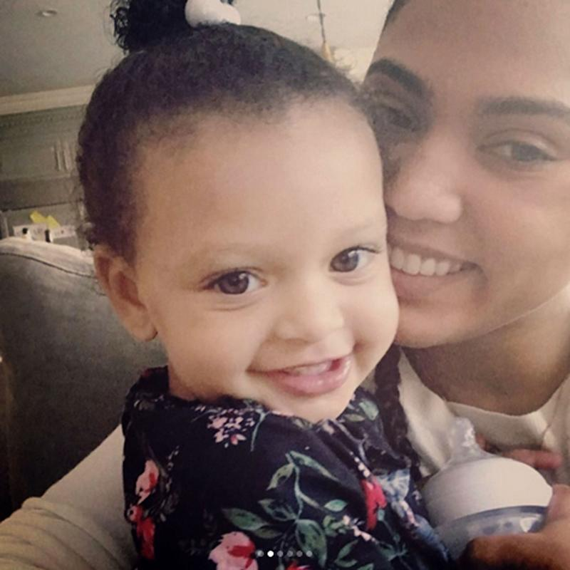 b94760b7375 Ayesha and Stephen Curry Celebrates Daughter s 2nd Birthday in Cute ...