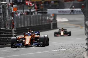 Fernando Alonso has retained his place at the top of Autosport readers' Formula 1 driver ratings following the Monaco Grand Prix