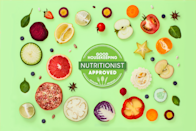 "<p>Save time at the supermarket by looking for products with <a href=""http://www.ghnutritionistapproved.com"" rel=""nofollow noopener"" target=""_blank"" data-ylk=""slk:our Good Housekeeping Nutritionist Emblem"" class=""link rapid-noclick-resp"">our Good Housekeeping Nutritionist Emblem</a>. You can rest assured that these picks are delicious, good-for-you, and super convenient. These flavorful and filling choices are hand-selected by our Registered Dietitian and are something you can feel good about feeding to you and your family.</p>"