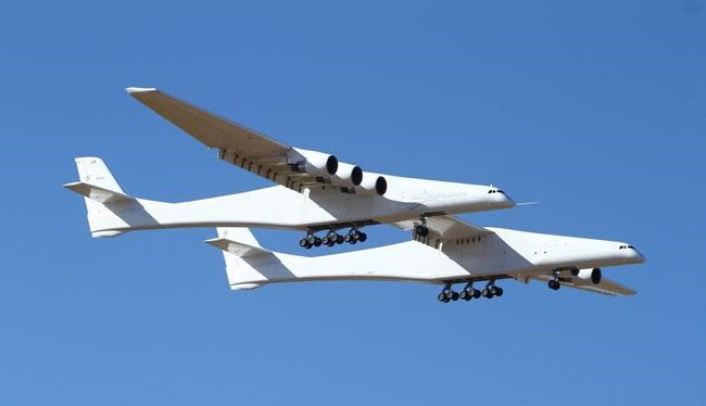 'World's Biggest' Plane Flies for the First Time