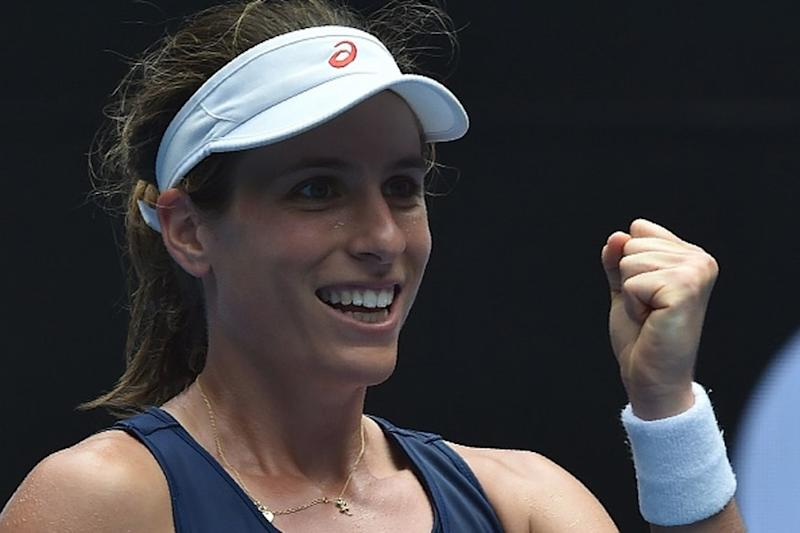 Johnna Konta Wants ATP and WTA to be a Merger of Equals