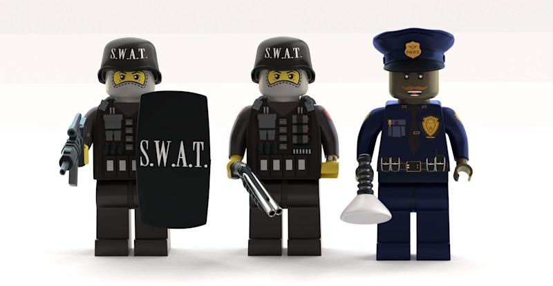 Lego Pulls Advertising for Police-Related Toys In Support of Black Lives Matter