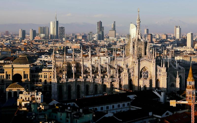 Italy's financial police discovered that the heiress was resident in Milan, not Britain or Switzerland - Copyright 2017 The Associated Press. All rights reserved.
