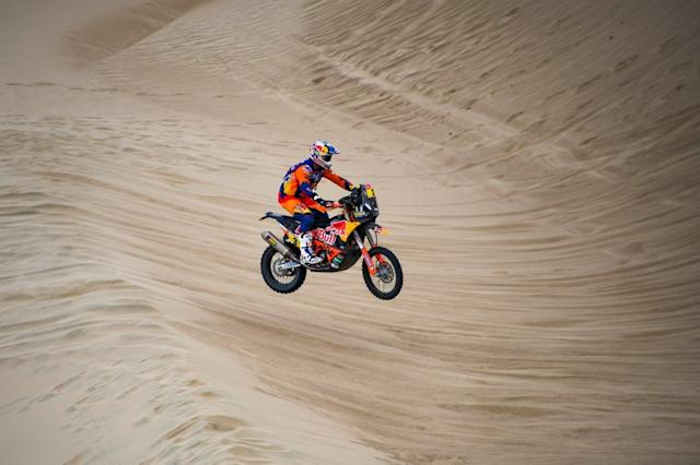 "#3 Red Bull KTM Factory Racing KTM: Toby Price <span class=""copyright"">Red Bull Content Pool</span>"