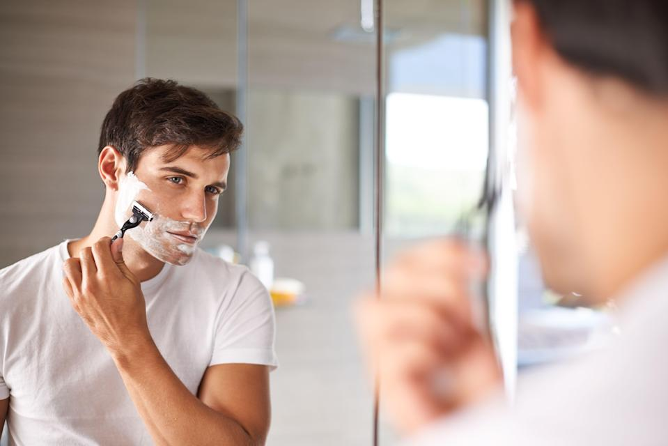 "<p>Shaving isn't fun for anyone (that's why we have <a href=""https://www.menshealth.com/grooming/a22776995/how-to-grow-a-beard/"" rel=""nofollow noopener"" target=""_blank"" data-ylk=""slk:beard culture"" class=""link rapid-noclick-resp"">beard culture</a>), but if you have sensitive skin, you know it can be a particular hell. Routinely dragging a blade across your face can cause all sorts of issues (<a href=""https://www.menshealth.com/grooming/g25775931/how-to-get-rid-of-razor-bumps-men/"" rel=""nofollow noopener"" target=""_blank"" data-ylk=""slk:razor bumps"" class=""link rapid-noclick-resp"">razor bumps</a>, razor burn, cuts) as well as make other problems worse (dryness, breakouts, over exfoliation). For those of us that have sensitive skin but don't want to abandon the clean-shaven look, it can feel like a never ending cycle of despair.</p><p>Luckily we live in the modern world where technology can aid us in our struggles. Enter the sensitive skin razor. These new shaving tools are (mostly) designed specifically for use on sensitive skin and use all sorts of things like guards, gels and even computer chips to help get a close shave without the burn. And while it's generally believed that single-blade razors are necessary to cut down on razor bumps and skin issues, there is something here for every preference. Here are the 7 best razors for sensitive skin.</p>"