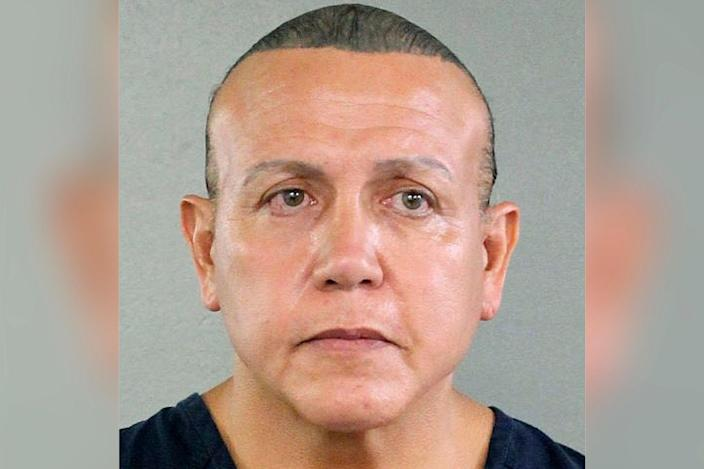 Cesar Sayoc: Pipe bomb suspect could face life in prison after new charges filed