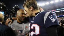 James Harrison believes stories about Belichick-Brady friction are #fakenews
