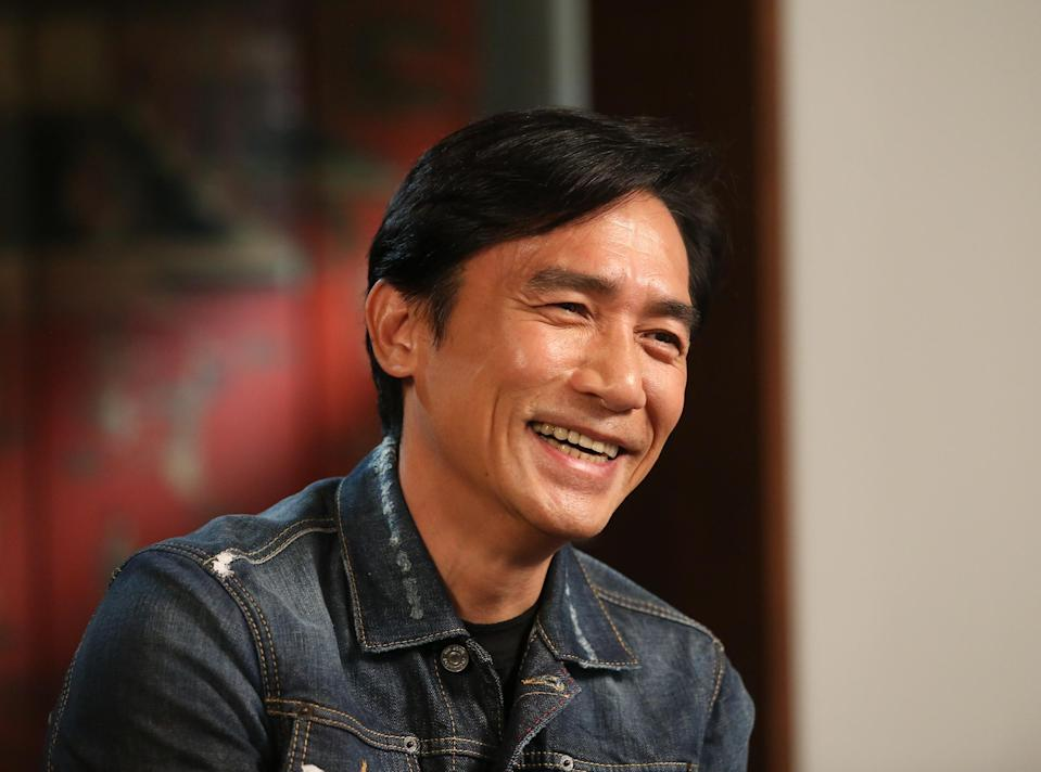Tony Leung Captivates in Shang-Chi . But His Favorite Film
