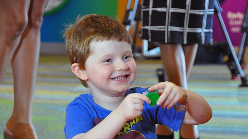 A four-year-old Perth boy is the first person in the world to be fitted with an artificial pancreas.