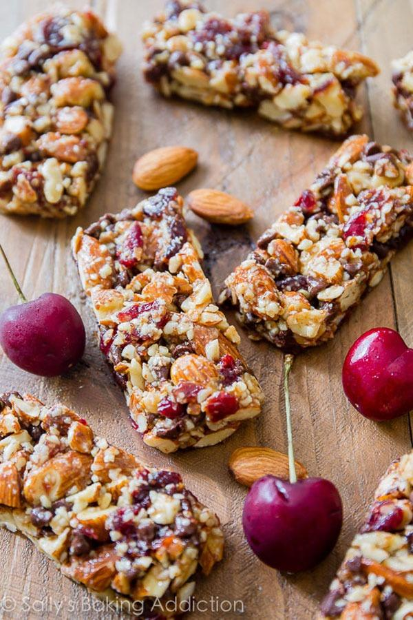 30 Guilt-Free Snacks for Your Biggest Cravings