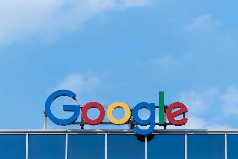 Alphabet's Q1 brought down by EC fine