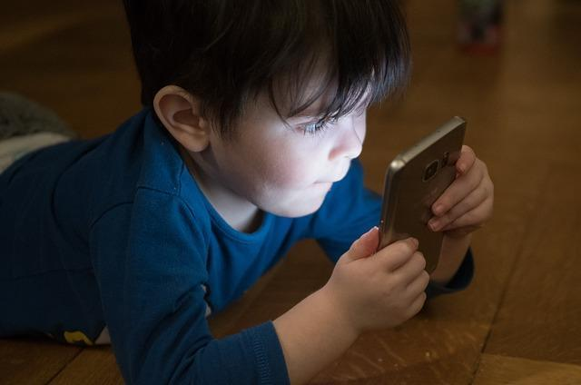 Children as young as two are exceeding the norms when it comes to screen time.