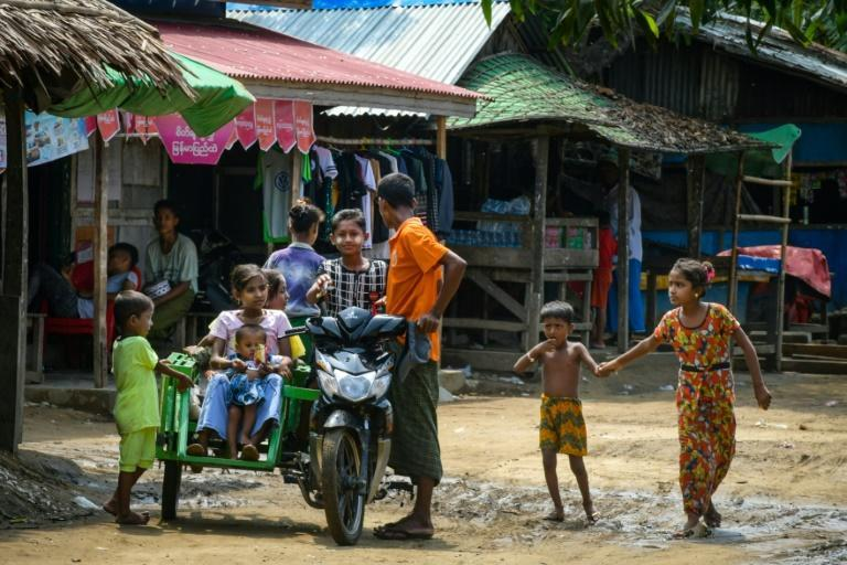 The shadow government has offered to repatriate Rohingya who fled to Bangladesh after a deadly 2017 military assault on the community