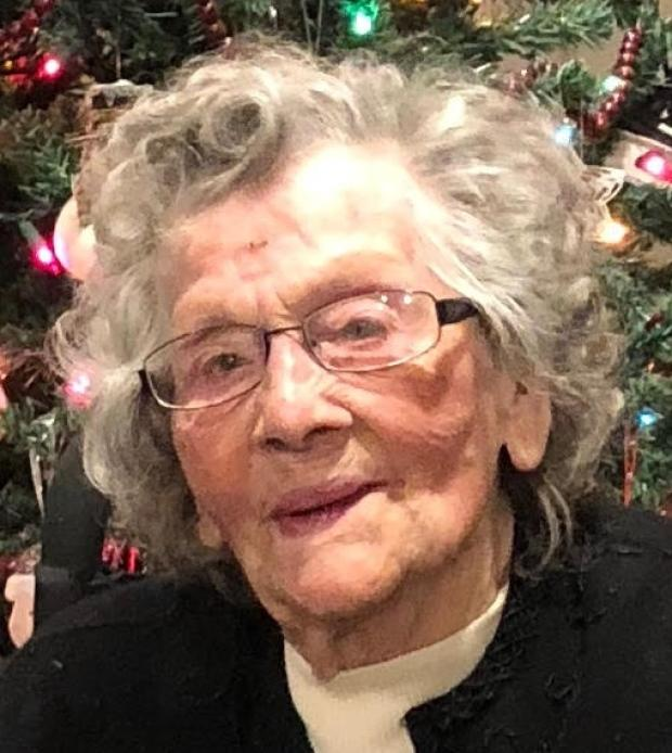 Canada's oldest person, Ellen 'Dolly' Gibb, dies at 114 years old