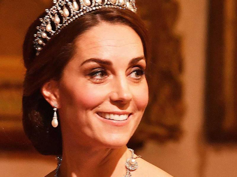 Kate Middleton à son tour menacée par Daesch — Famille royale