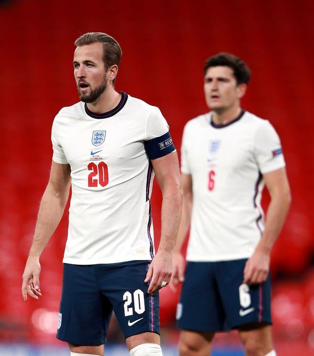 Harry Kane and Harry Maguire would miss the Euros