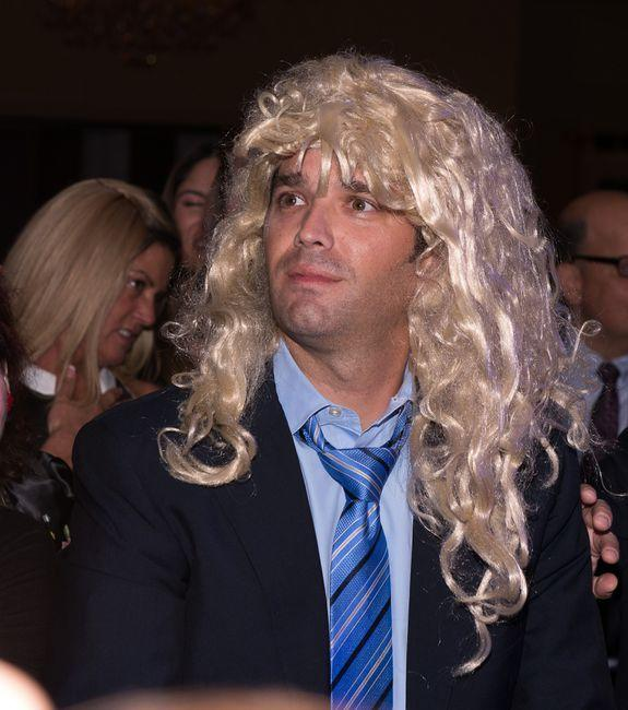 Donald Trump Jr. at The Eric Trump 8th Annual Golf Tournament at Trump National Golf Club Westchester on September 15, 2014 in Briarcliff Manor, New York.