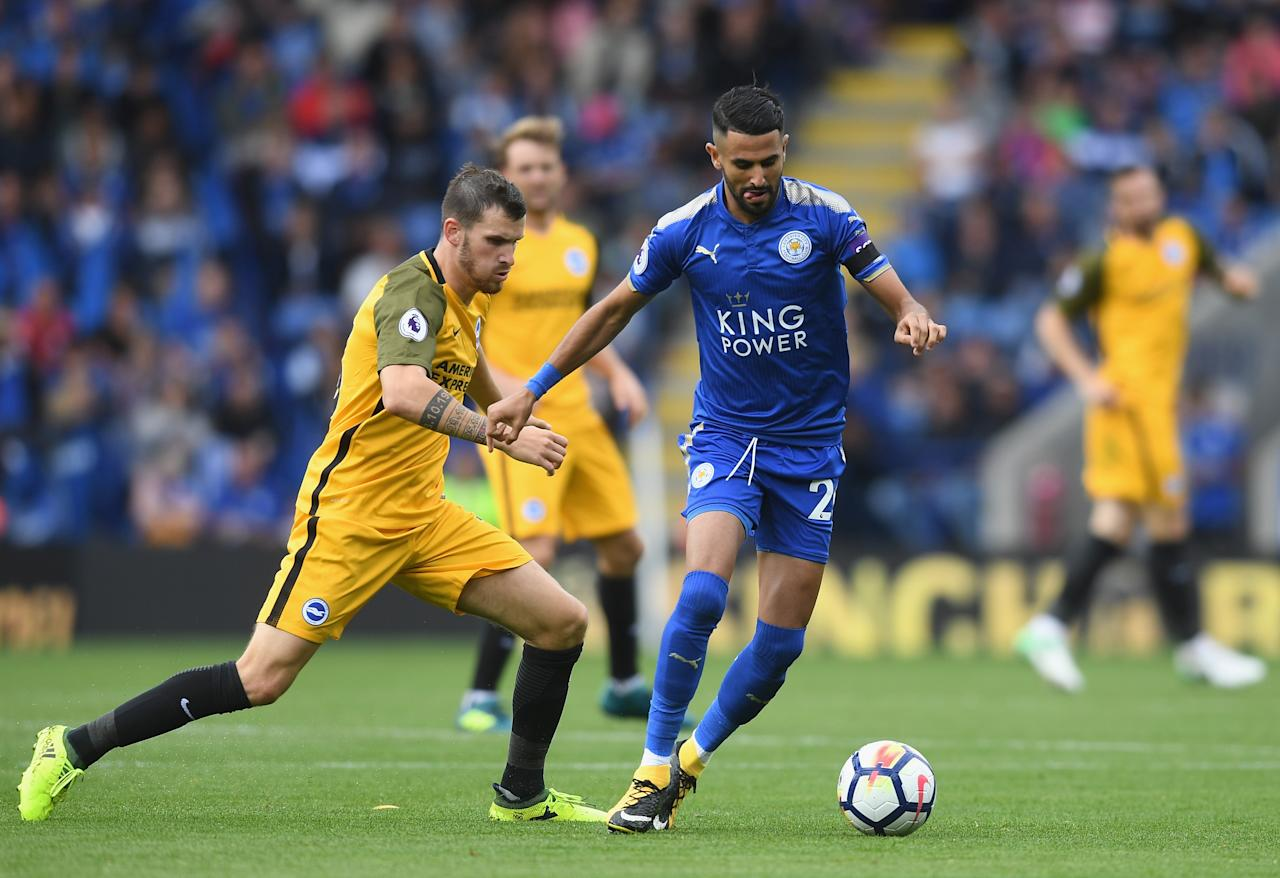 Leicester City Fan View: Mahrez back to his inspirational best as Foxes claim spoils
