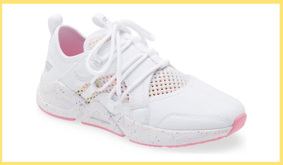 The cutest sneakers we ever did see. (Photo: Nordstrom)