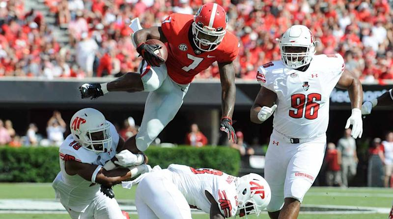b17621d1b Week 2 College Football Power Rankings  Standouts and Statements from  Season Openers