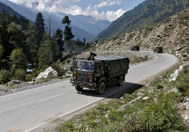 India and China agree to ease tension on border