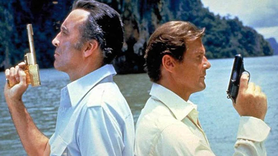 <p> Ok, let's get the elephant out of the room: secretly, The Man With the Golden Gun is a bit rubbish. It's not a great movie at all, and despite having a bunch of decent Bond tropes, it isn't vintage 007 either. But there are small pockets of brilliance here that mean it narrowly edges into our top 10. Why? First off, Christopher Lee's turn as Scaramanga, the actual man with the golden gun (which would be a hideously impractical weapon, by the way) is immense. A sinister assassin with a flair for the extravagant, he's possibly the only Bond villain to notably outshine the hero (perhaps only joined by Max Zorrin from View to a Kill), and I personally find it hugely puzzling why he's paired with novelty assistant Nick Nack when Lee is potent enough to carry the baddie role all by himself. Then there's the stunt, where Bond flips his AMC Hornet over a broken bridge, turning the car through a 360 degree corkscrew in the process. The most elaborate, daring stunt ever featured in a Bond movie… and they added the sound of a slide-whistle over the top of it. In hindsight the producers have admitted this was a massive mistake, but the stunt still holds up well even today. Sadly, Moore's lacklustre Bond, the inclusion of Sheriff Pepper, and a litany of weird, over-the-top set-pieces make this a poor outing for 007. A mediocre outing with several nuggets of cinematic gold in it (Lee absolutely carries it), none of which are the actual golden gun, ironically. </p> <p> <strong>Bond:</strong> Roger Moore<br> <strong>Theme tune:</strong> The Man With The Golden Gun by Lulu </p>