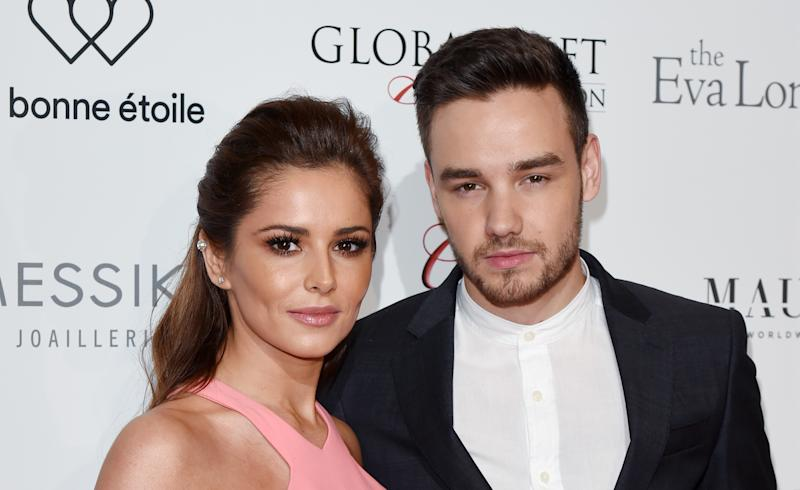 Liam Payne Shares Adorable Baby Picture in New Year Countdown