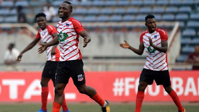 The Pride of Benue redeemed their battered image with a victory over the lethargic Ivorian club