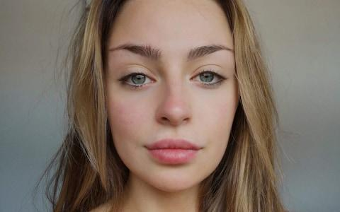Current Miss England Alisha Cowie posing with no make up on. - Credit: Mercury Press & Media