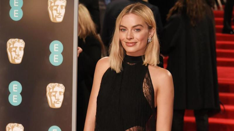 Margot Robbie has opened up about the subject of sexual assault. She is pictured here at the 2018 BAFTA Awards. Source: Getty