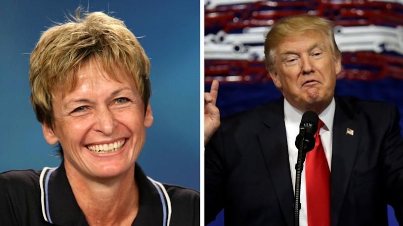 Trump to Make Earth-To-Space Call to Congratulate Peggy Whitson