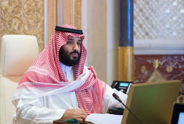 Vast majority of suspects in graft probe agreeing to settle, crown prince says